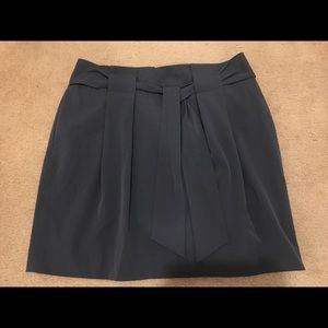 BANANA REPUBLIC Grey Skirt